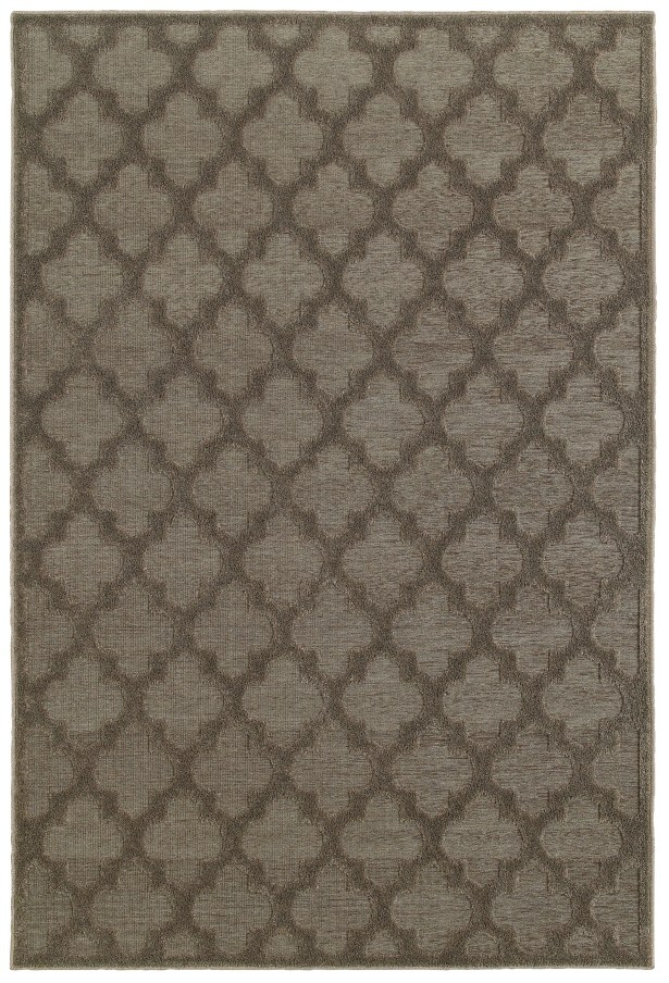 Lacon Brown Area Rug Rug Size: Rectangle 6'6