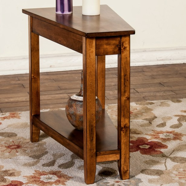 Westford End Table Color: Rustic Birch