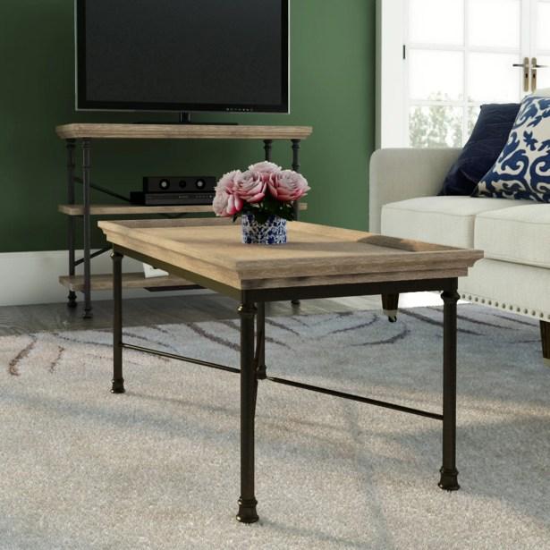 Oakside Coffee Table Color: Northern Oak