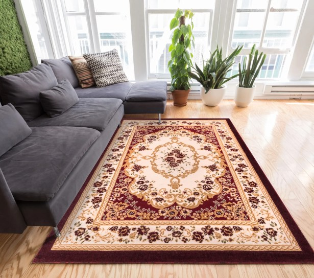 Comfy Living Area Rug Rug Size: 5' x 7'2