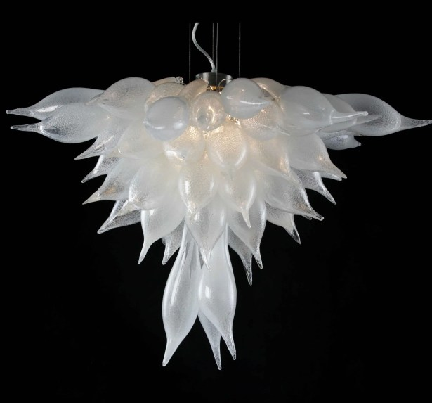 3-Light Novelty Chandelier Shade Color: Clear