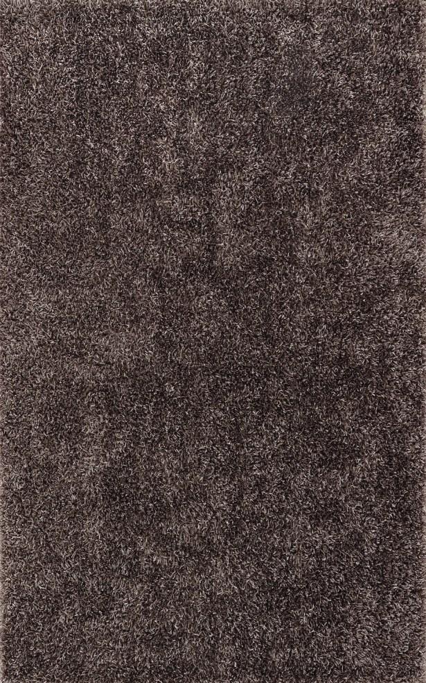 Nan Grey Shag Rug Rug Size: Rectangle 8' x 10'