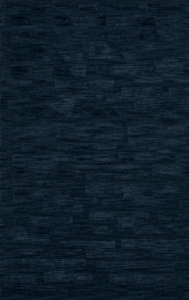 Dover Navy Area Rug Rug Size: Rectangle 12' x 18'