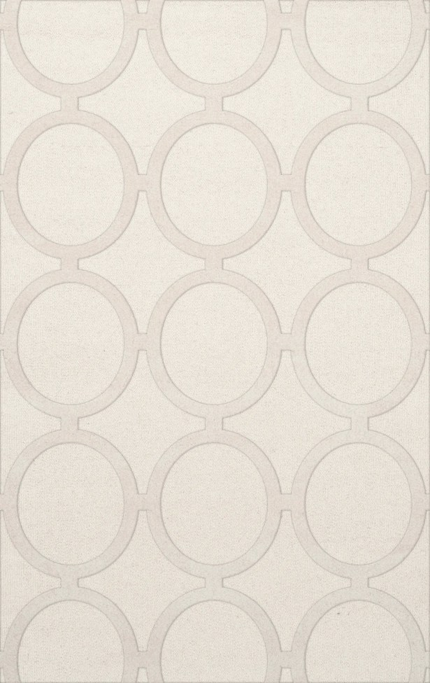 Dover Snow Area Rug Rug Size: Rectangle 12' x 18'