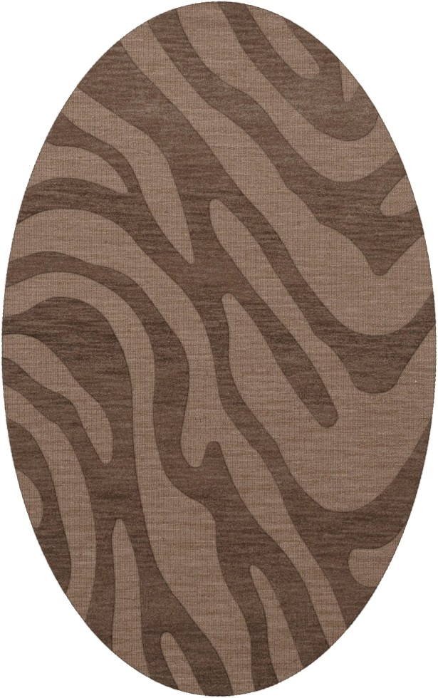 Dover Stone Area Rug Rug Size: Oval 4' x 6'