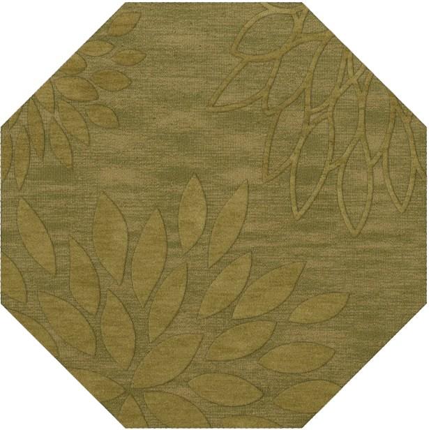 Bao Pear Area Rug Rug Size: Octagon 10'