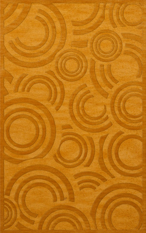 Dover Tufted Wool Butterscotch Area Rug Rug Size: Rectangle 12' x 15'
