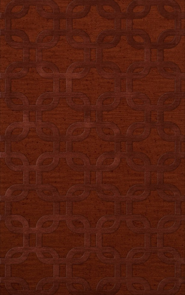 Dover Paprika Area Rug Rug Size: Rectangle 10' x 14'