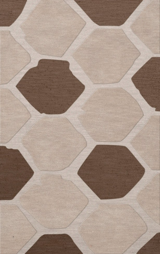 Dunson Wool Croissant Area Rug Rug Size: Rectangle 10' x 14'