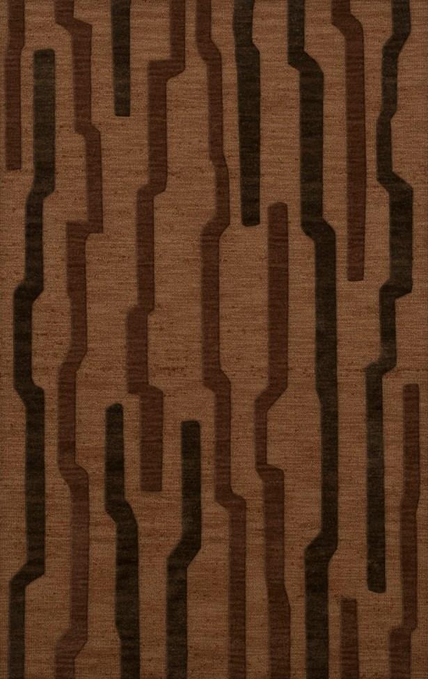 Hartranft Wool Clove Area Rug Rug Size: Rectangle 4' x 6'