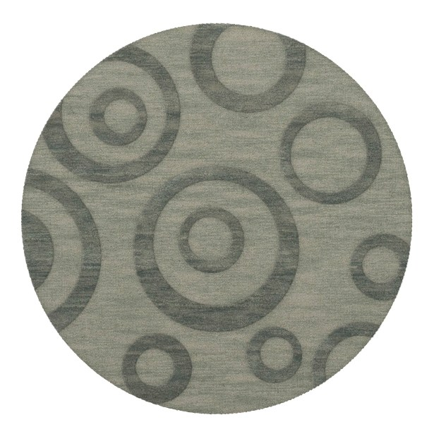 Dover Spa Area Rug Rug Size: Round 12'