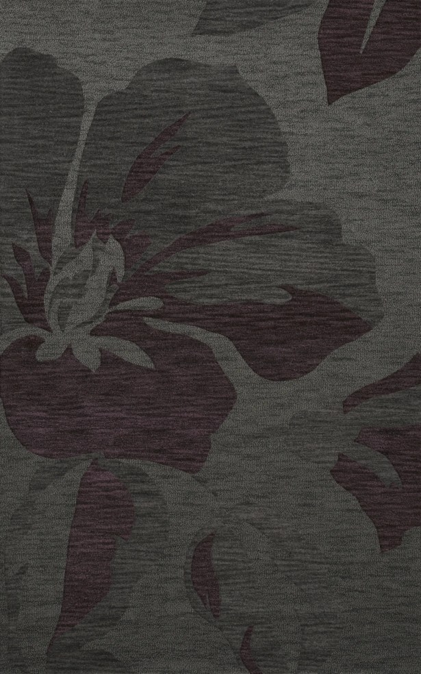Bella Gray Area Rug Rug Size: Rectangle 10' x 14'
