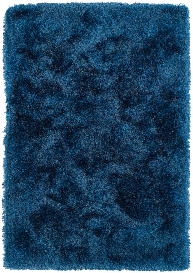 Impact Hand-Tufted Blue Area Rug Rug Size: Rectangle 3'6