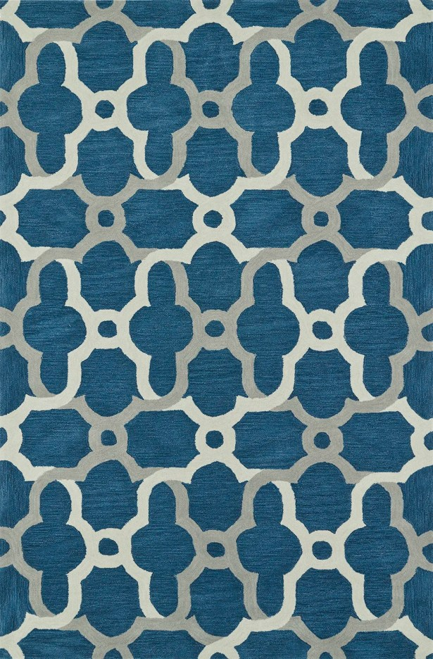 Journey Hand-Tufted Baltic Area Rug Rug Size: Rectangle 3'6
