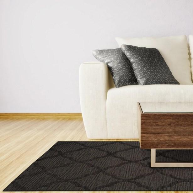 Dover Ash Area Rug Rug Size: Rectangle 9' x 12'