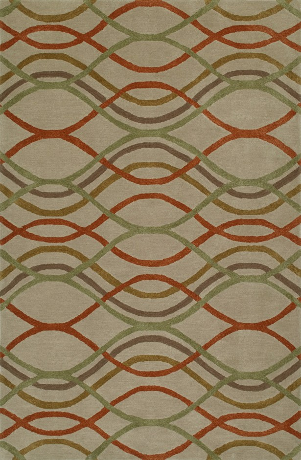 Gorham Hand-Woven Sand Area Rug Rug Size: Rectangle 3'6