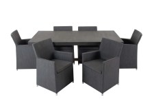 Dining Table Sets Adkinson 7 Piece Dining Set