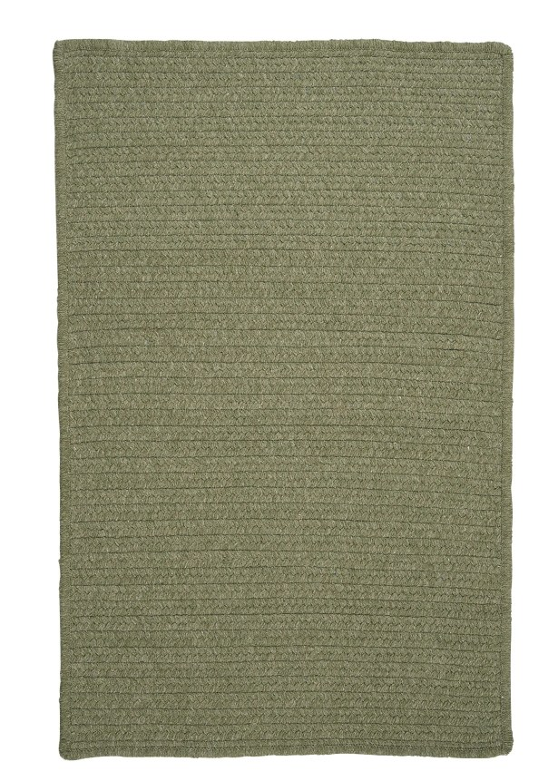 Westminster Palm Area Rug Fringe: Not Included, Rug Size: Square 4'
