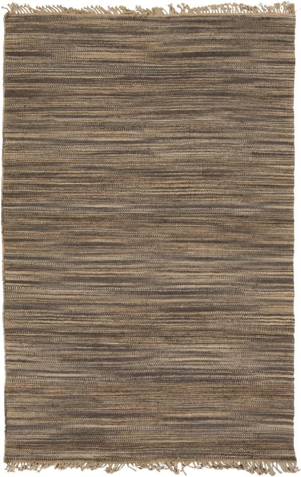 Josie Handmade Brown Area Rug Rug Size: Rectangle 5' x 8'