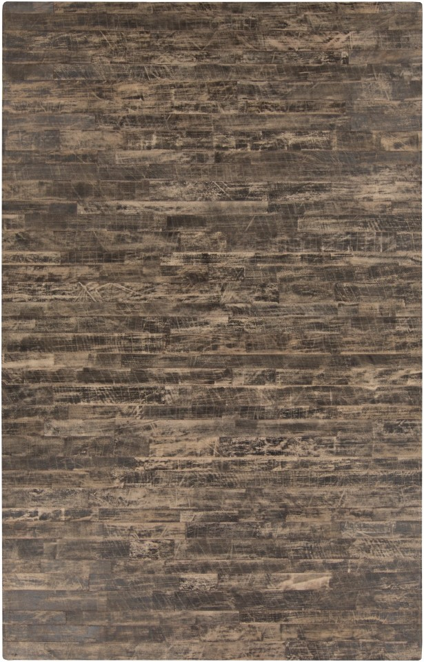 Horton Taupe Area Rug Rug Size: Rectangle 8' x 10'