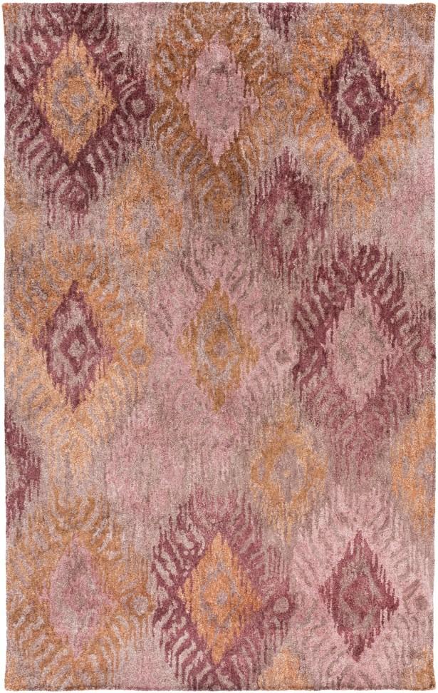 Alisha Handmade Ikat Area Rug Rug Size: Rectangle 2' x 3'