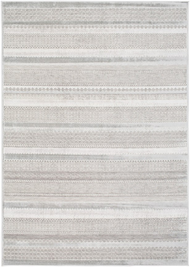 Sandie Gray Area Rug Rug Size: Rectangle 7'10