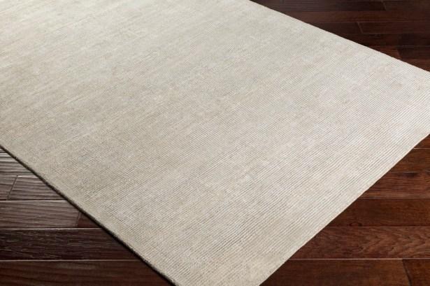 Susanna Hand Woven Khaki Area Rug Rug Size: Rectangle 5' x 7'6
