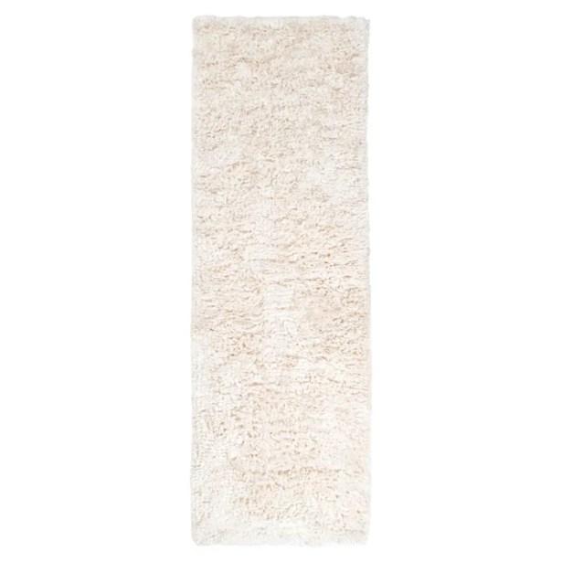 Gaston Hand Woven Wool Ivory Area Rug Rug Size: Runner 4' x 10'