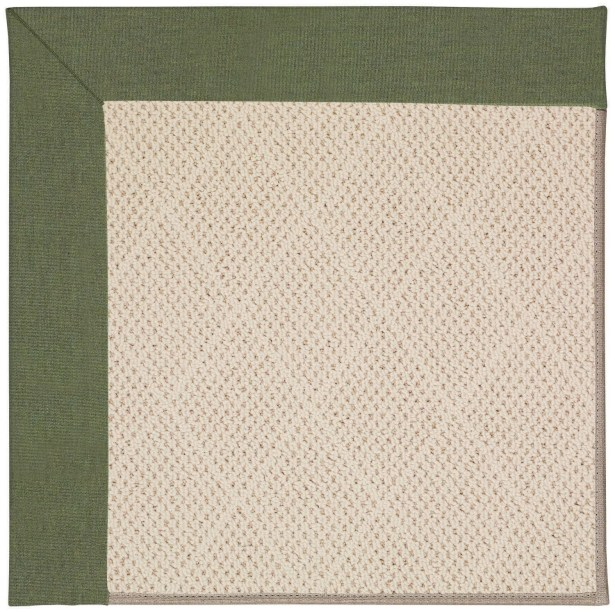 Lisle Light Beige Indoor/Outdoor Area Rug Rug Size: Square 6'