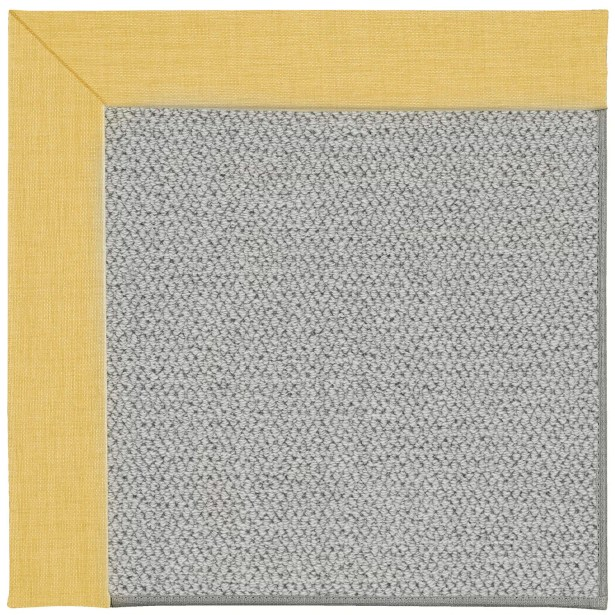 Barrett Silver Machine Tufted Blond/Gray Area Rug Rug Size: Rectangle 3' x 5'