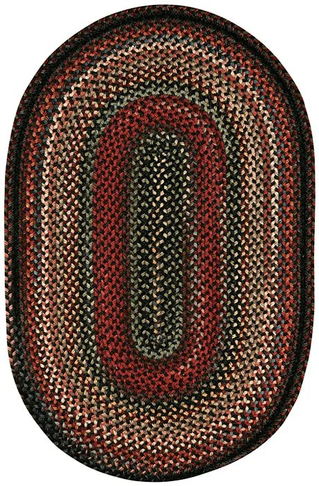 Burdock Coal Area Rug Rug Size: Concentric 11'4