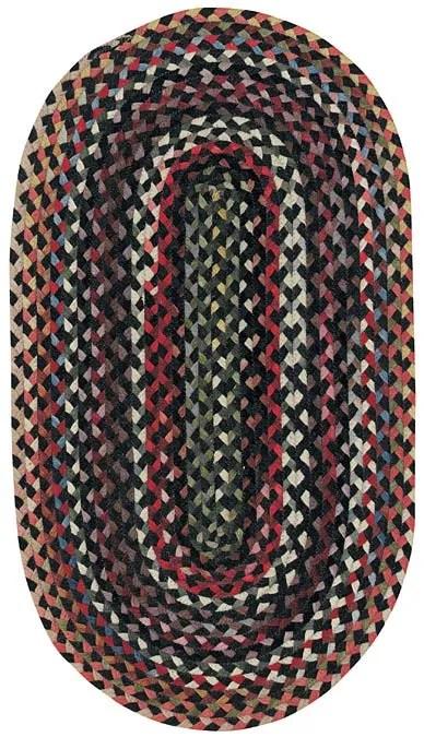 Burbank Black Area Rug Rug Size: Square 8'6