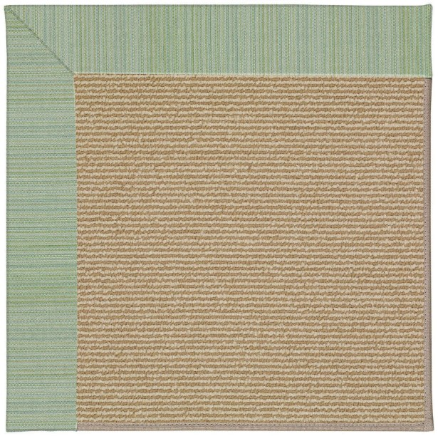 Lisle Brown Indoor/Outdoor Area Rug Rug Size: Rectangle 3' x 5'