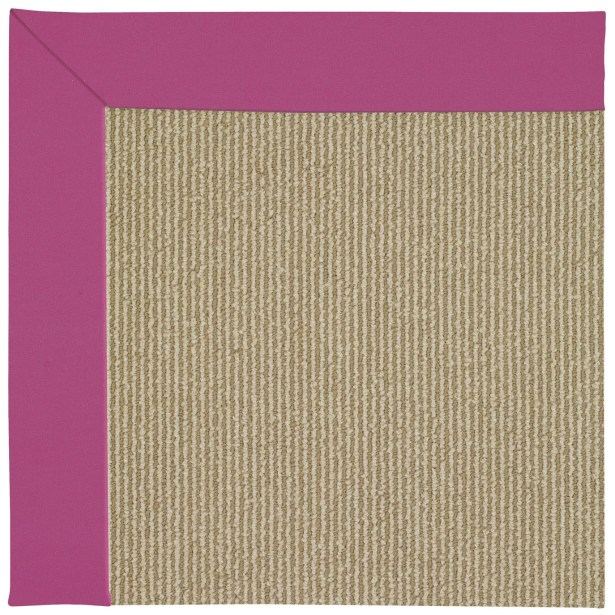 Lisle Light Brown Indoor/Outdoor Area Rug Rug Size: Square 8'