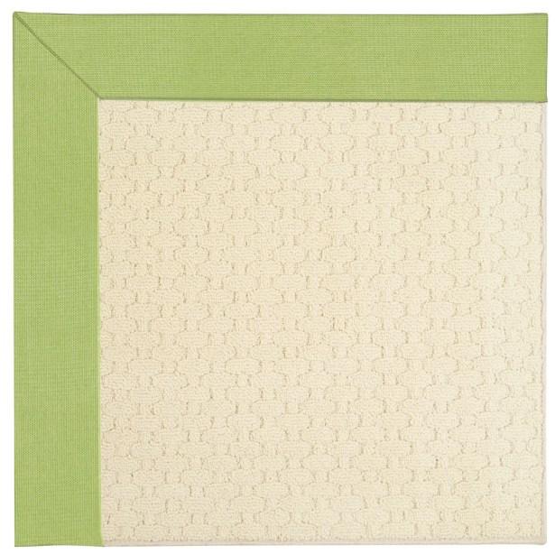 Lisle Cream Indoor/Outdoor Area Rug Rug Size: Square 12'