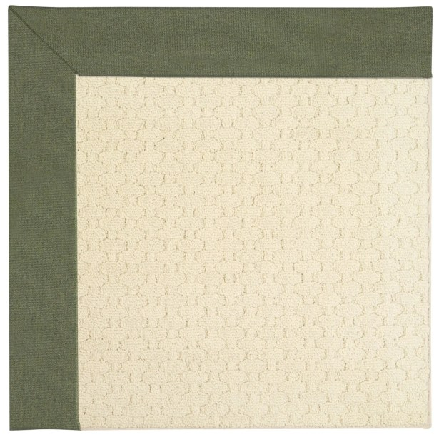 Lisle Beige Indoor/Outdoor Area Rug Rug Size: Square 10'