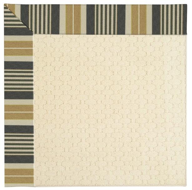 Lisle Beige Indoor/Outdoor Area Rug Rug Size: Rectangle 3' x 5'