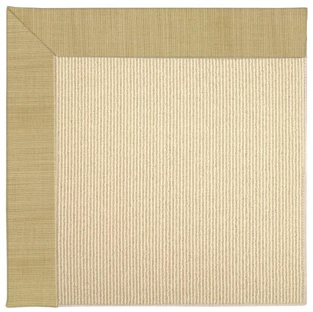 Lisle Machine Tufted Bramble/Beige Indoor/Outdoor Area Rug Rug Size: Round 12' x 12'