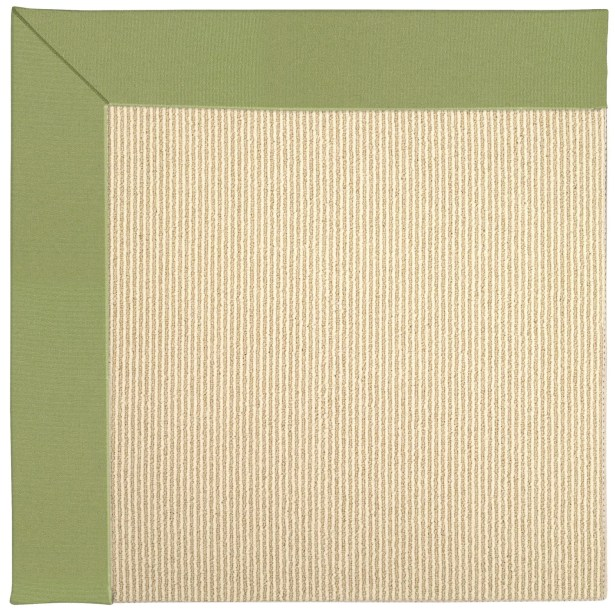 Lisle Machine Tufted Green/Brown Indoor/Outdoor Area Rug Rug Size: Rectangle 9' x 12'
