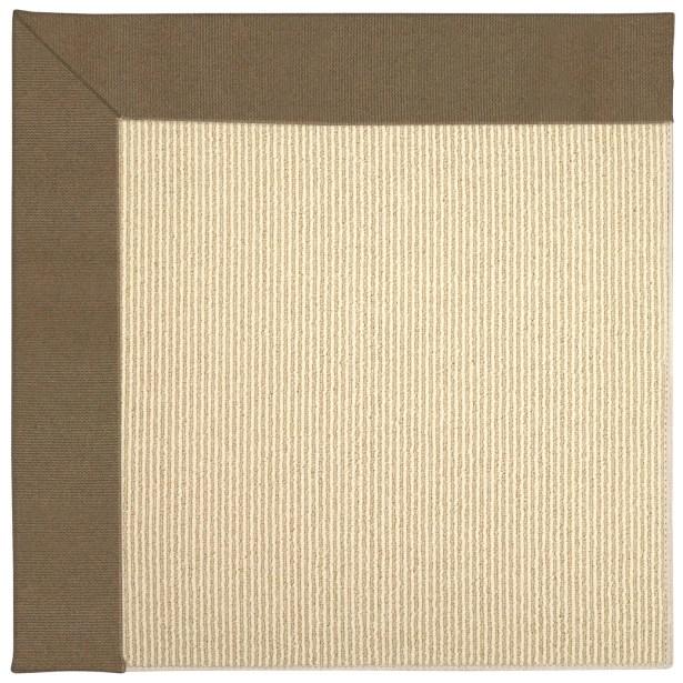 Lisle Machine Tufted Cafe/Beige Indoor/Outdoor Area Rug Rug Size: Rectangle 10' x 14'