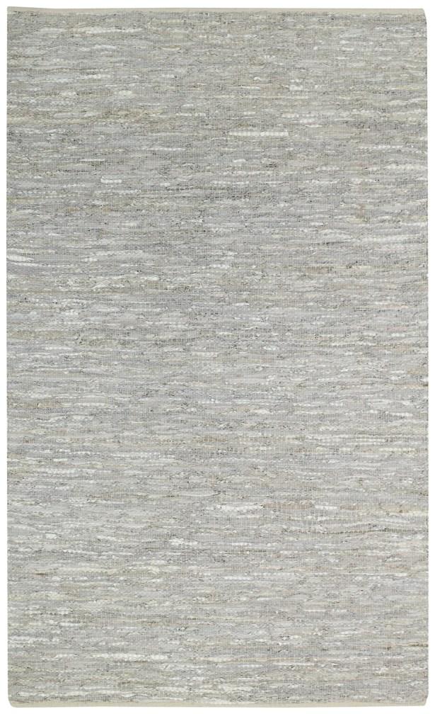 Kandi Grey Area Rug Rug Size: Rectangle 7' x 9'