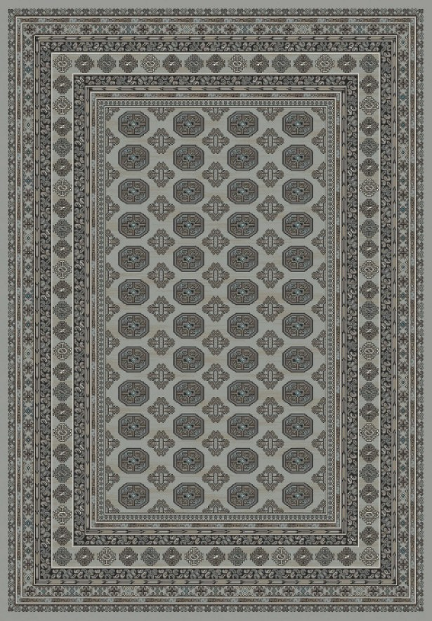 Deadra Gray Area Rug Rug Size: Rectangle 2'2