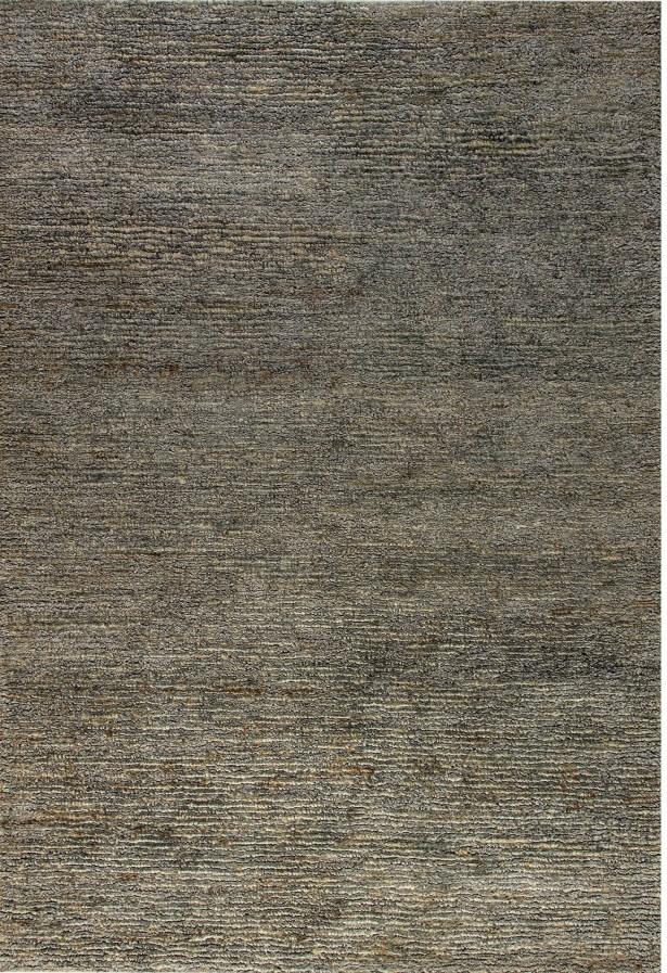 Gem Hand-Woven Light Gray Area Rug Rug Size: Rectangle 2' x 4'