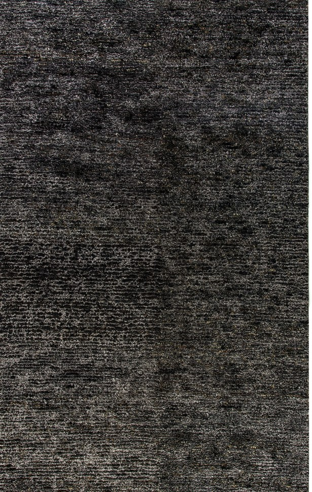 Gem Hand-Woven Charcoal Area Rug Rug Size: Rectangle 4' x 6'