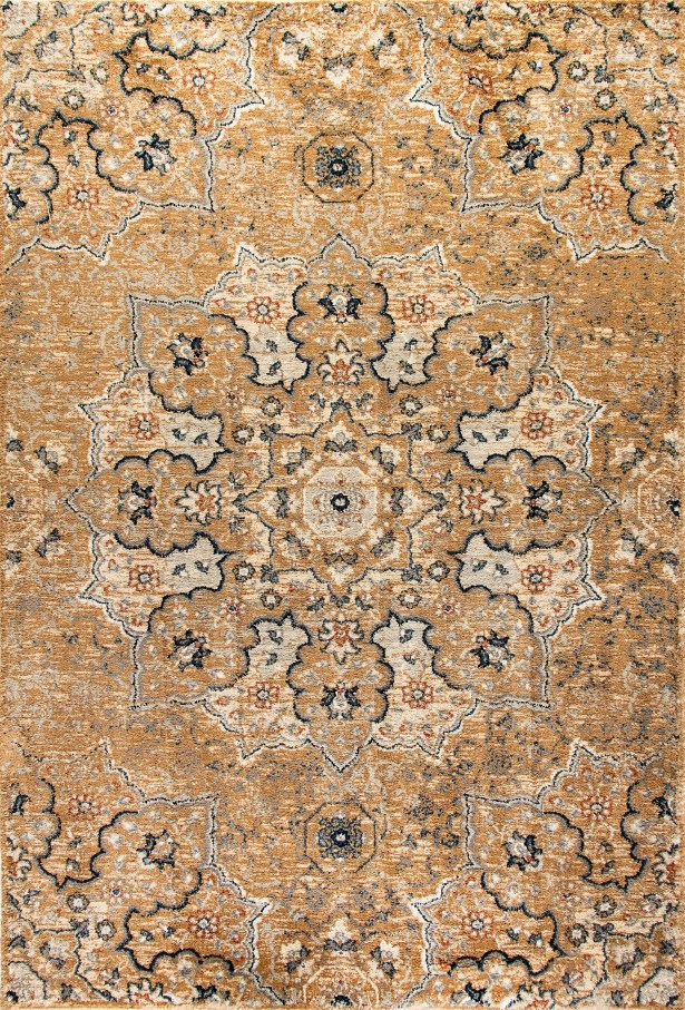 Cortes Tan Area Rug Rug Size: Rectangle 9'2