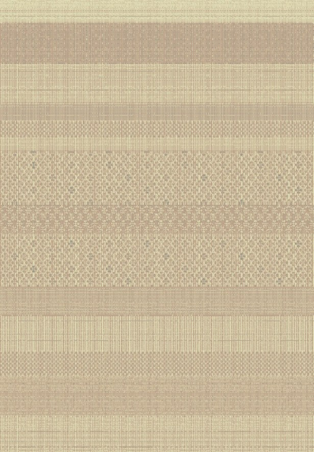 Pascual Cream Area Rug Rug Size: Rectangle 7'10