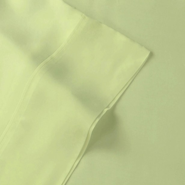 Rayon from Bamboo 300 Thread Count Sheet Set Color: Sage, Size: King