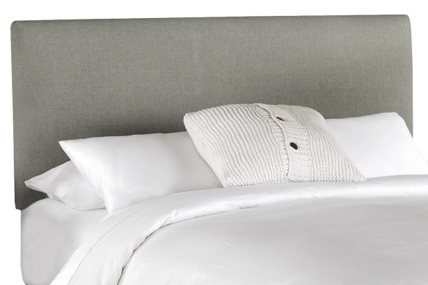 Aponte Upholstered Panel Headboard Size: Queen, Upholstery: Sandstone