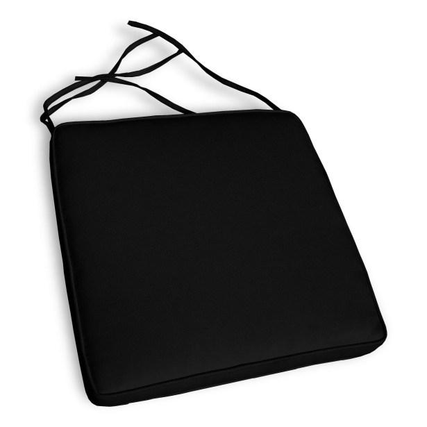 Kesler Indoor/Outdoor Sunbrella Dining Chair Cushion (Set of 2) Fabric: Aruba