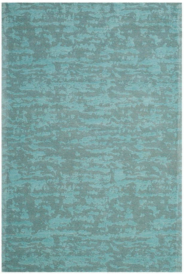Holsworth Hand-Woven Blue Area Rug Rug Size: Rectangle 5' x 8'